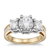 Corte de Cojín Piedra Preciosa Oro Plata de Ley 925 Anillo de Compromiso