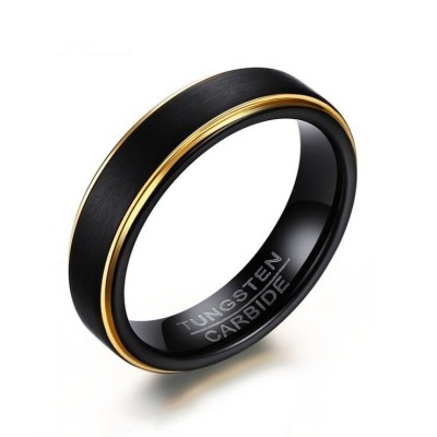 Negro & Oro Tungsten Alianzas para Homber