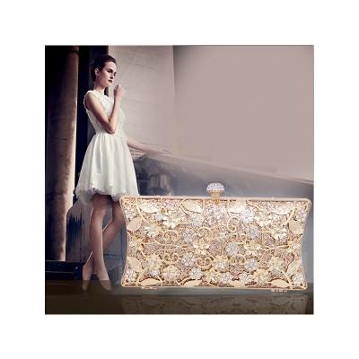 Elegante Diamante de imitación Fiesta/Bolsos de Noche