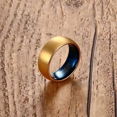 Tungsten Oro & Azul Alianzas para Homber